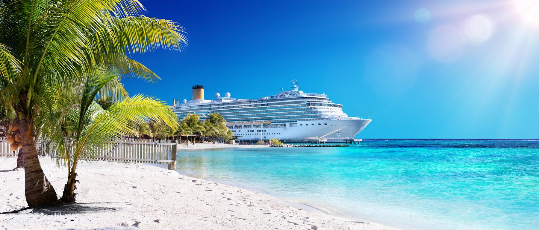 Zdjęcie plaża statek