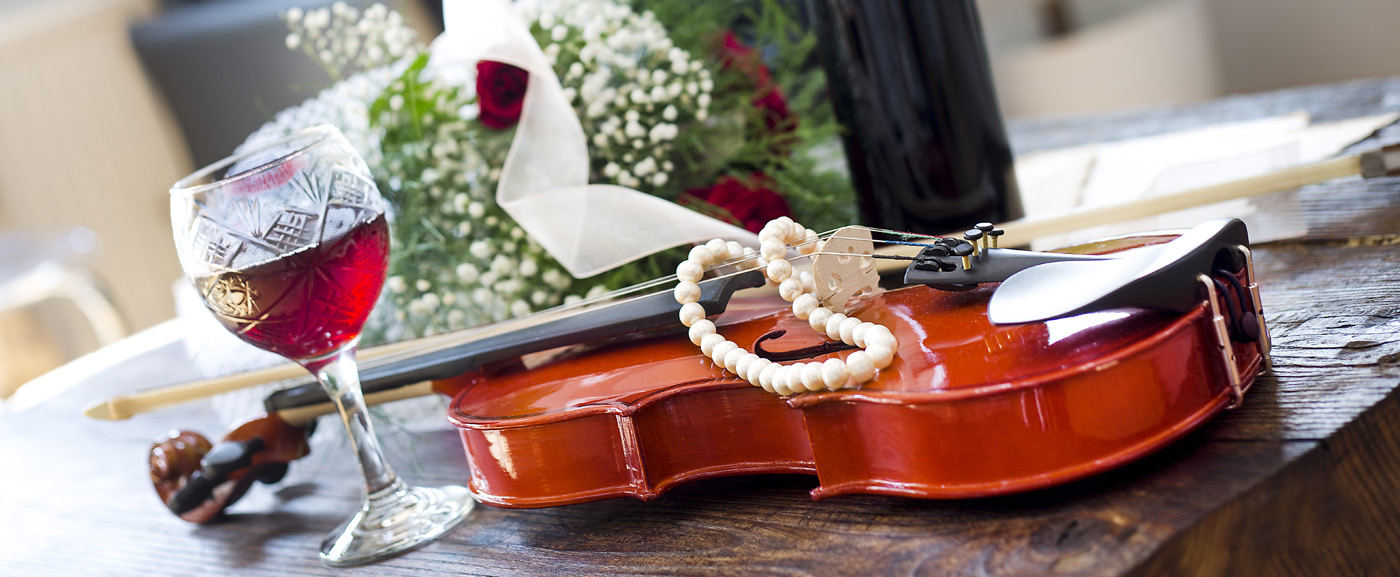 Zdjęcie skrzypce