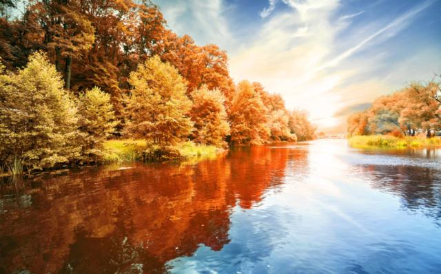 Zdjęcie rzeka