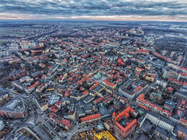 Zdjęcie miasto