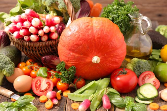Zdjęcie warzywa