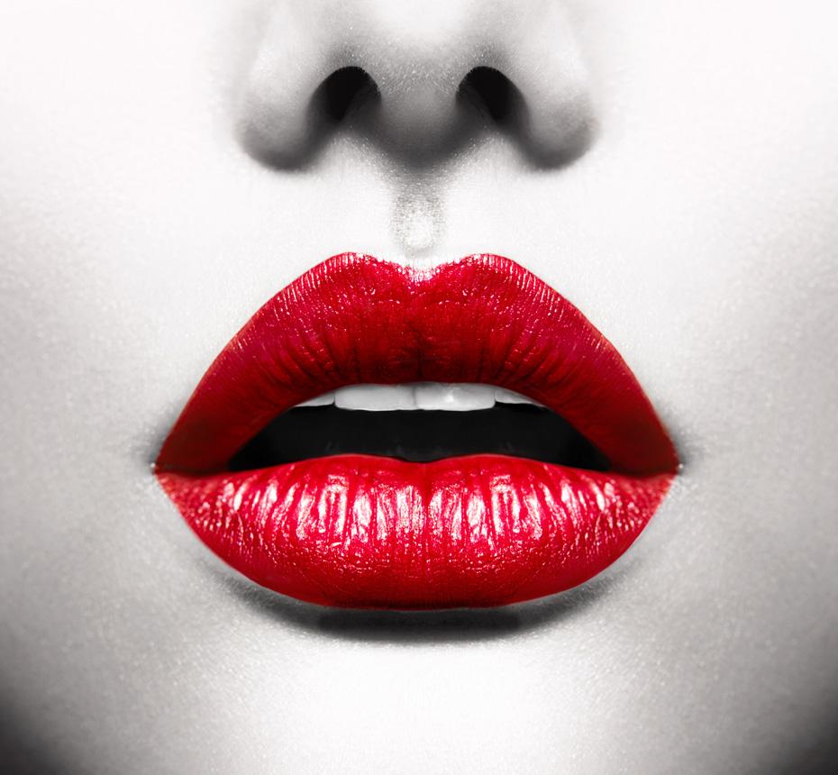 Zdjęcie usta