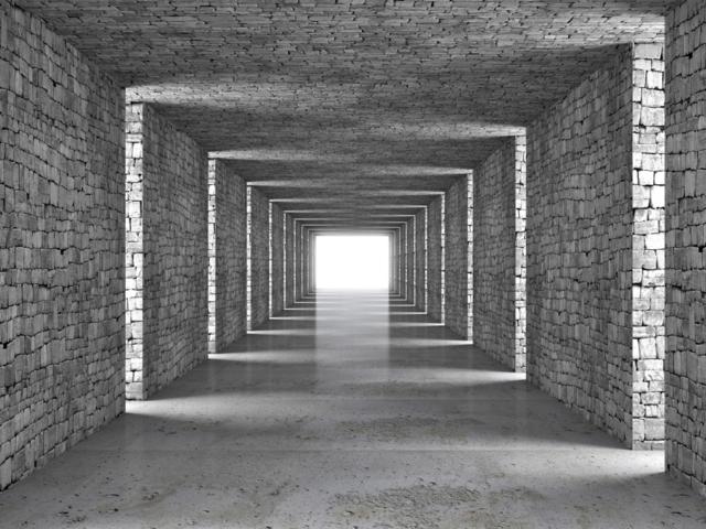 Zdjęcie korytarz