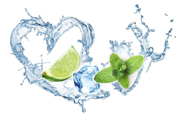 Zdjęcie limonka lód