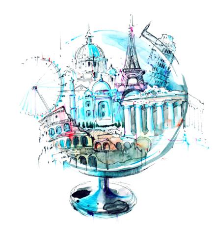 Zdjęcie globus