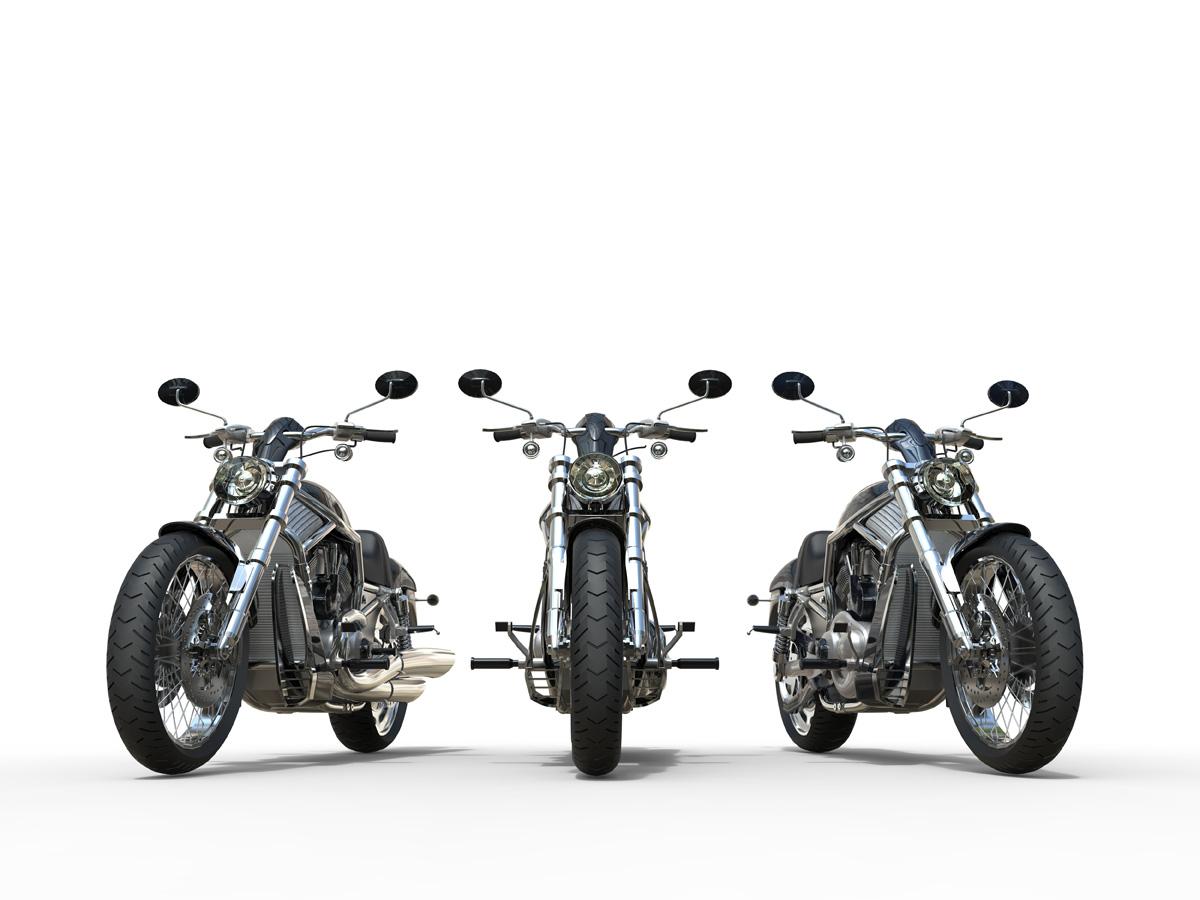 Zdjęcie motocykle