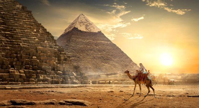 Zdjęcie piramidy