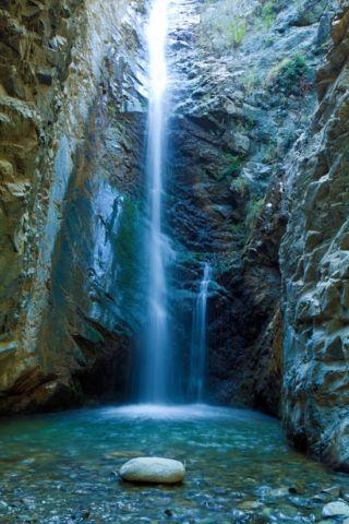 Zdjęcie wodospad
